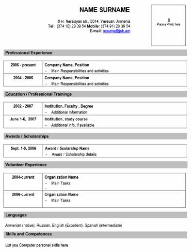 english major resume samples naturatour - English Major Resume