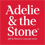 Adelie And The Stone logo