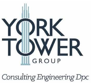 York Tower logo