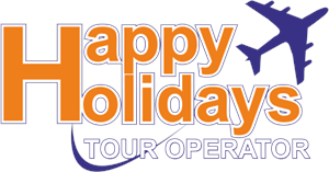 Happy Holidays logo