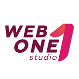 Web One Studio logo