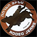 RODEO JEANS logo