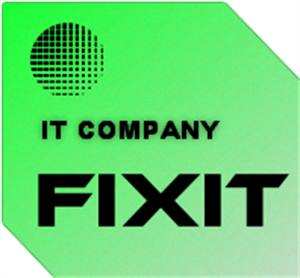 Fixit IT Company logo