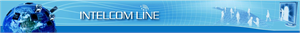 Intelcom Line LP. logo